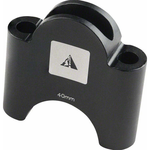 Profile Design Aerobar Bracket Riser Kit: 40mm