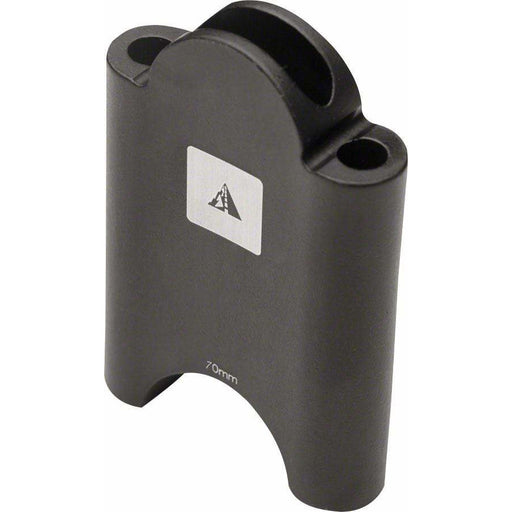 Profile Design Aerobar Bracket Riser Kit: 70mm