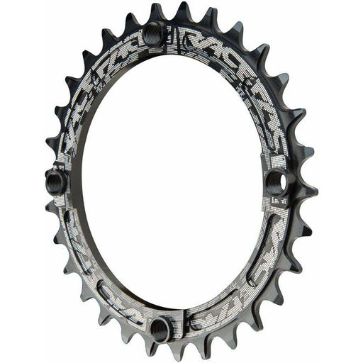 RaceFace Narrow Wide Chainring: 104mm BCD