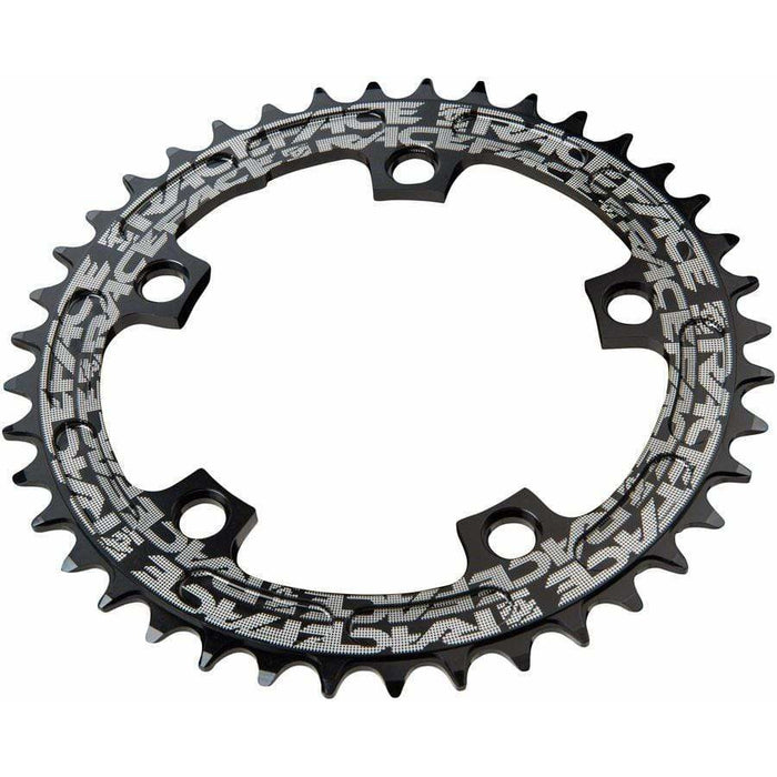Narrow Wide Chainring: 110mm BCD
