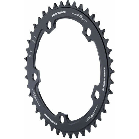 Narrow Wide Chainring: 130mm BCD