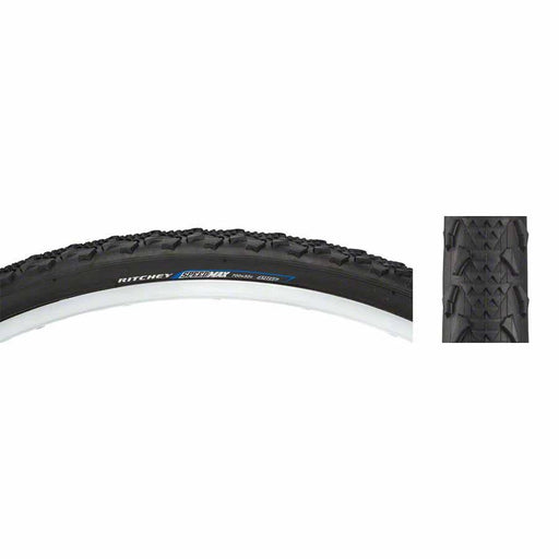 Pro SpeedMax Cross Bike Tire: 700x32, Folding Bead