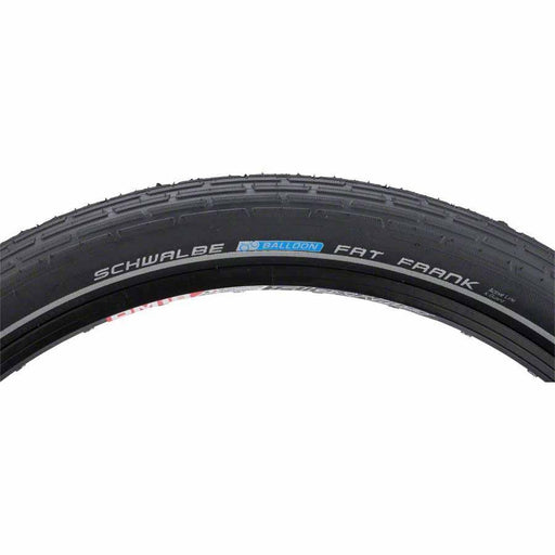 Fat Frank Cruiser Bike Tire 26 x 2.35""