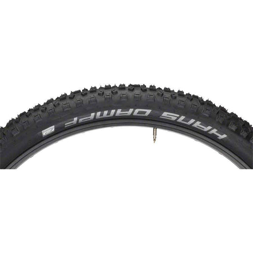 "Hans Dampf Bike Tire 26 x 2.35"" Folding Bead Performance Line Addix Performance Compound Tubeless Ready"