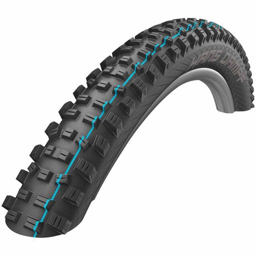 "Hans Dampf Bike Tire 27.5+ 2.60"" Folding Bead Evolution Line Addix Speed Compound SnakeSkin Tubeless Easy Apex"