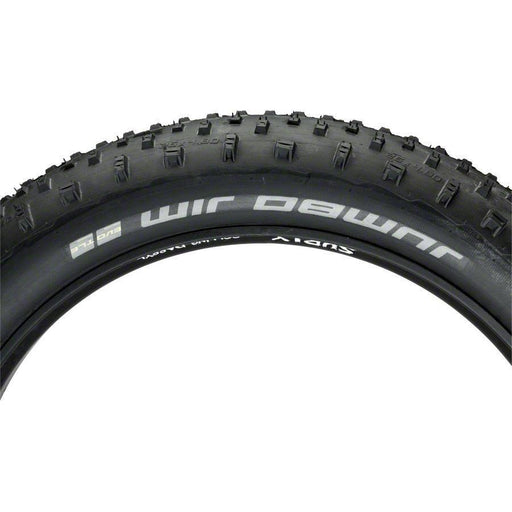 "Jumbo Jim Bike Tire: 26 x 4.80"", Folding Bead, Evolution Line, Addix Speed Compound, SnakeSkin, Tubeless Easy"