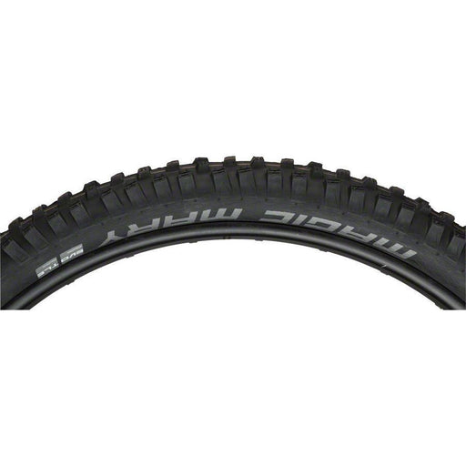 "Magic Mary Bike Tire: 27.5 x 2.35"", Folding Bead, Evolution Line, Addix Soft Compound, SnakeSkin, Tubeless Easy"