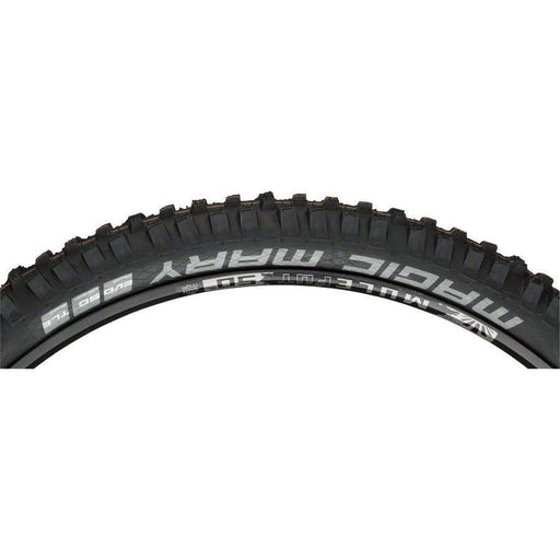 "Schwalbe Magic Mary Bike Tire: 27.5 x 2.35"", Folding Bead, Evolution Line, Addix Soft Compound, Super Gravity, Tubeless Easy"