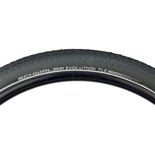 "Marathon Almotion Bike Tire: 29 x 2.15"", Folding Bead, Evolution Line, OneStar Compound, MicroSkin, Tubeless Easy, Black/Reflect"