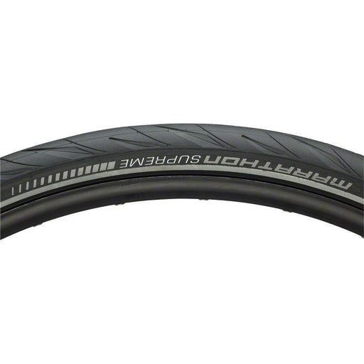 Marathon Supreme Bike Tire: 700 x 40c, Folding Bead, Evolution Line, OneStar Compound, V-Guard, Black/Reflect