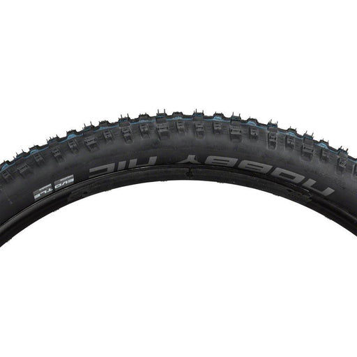 "Nobby Nic Bike Tire: 27.5 x 2.25"", Folding Bead, Evolution Line, Addix Speed Compound, SnakeSkin, Tubeless Easy"