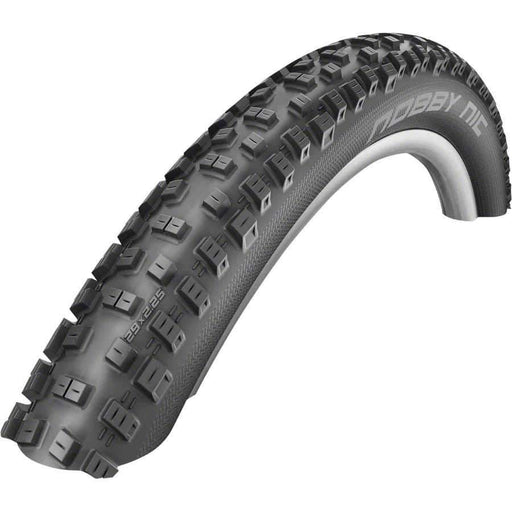 "Nobby Nic Bike Tire 29 x 2.25"" Folding Bead Performance Line Addix Performance Compound Tubeless Ready"