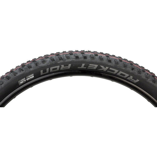 "Schwalbe Rocket Ron Bike Tire: 27.5 x 2.25"", Folding Bead, Evolution Line, Addix Speed Compound, LiteSkin"