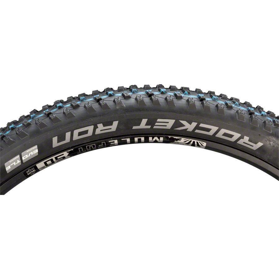 Schwalbe Rock Razor Tubeless Easy SnakeSkin Tire 27.5 x 2.35 EVO Folding