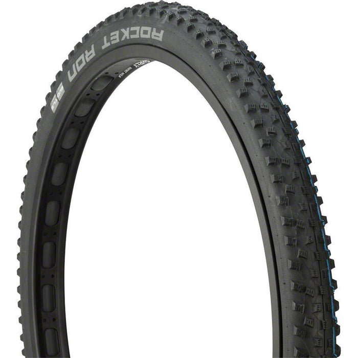 "Rocket Ron Bike Tire: 29 x 2.25"", Folding Bead, Evolution Line, Addix SpeedGrip Compound, SnakeSkin, Tubeless Easy"
