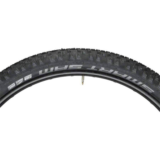 "Smart Sam Bike Tire 27.5 x 2.25"" Folding Bead Performance Line Addix Performance Compound Double Defense RaceGuard"
