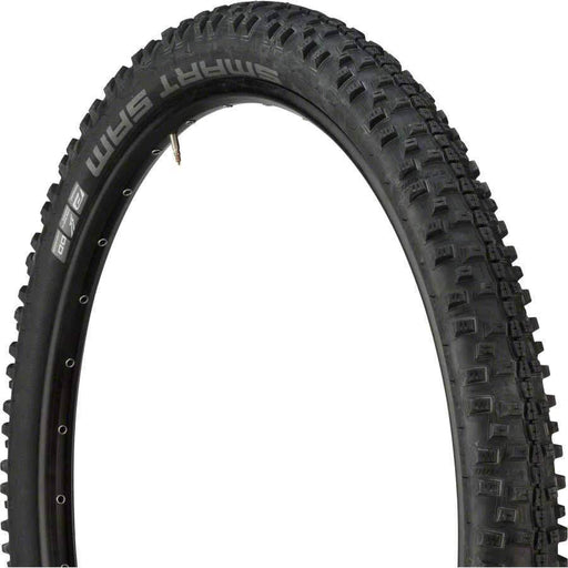 "Smart Sam Bike Tire 27.5 x 2.60"" Folding Bead Performance Line Addix Performance Compound Double Defense RaceGuard"