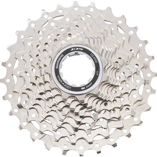 105 5700 10-Speed 11-28t Cassette - Bicycle Warehouse