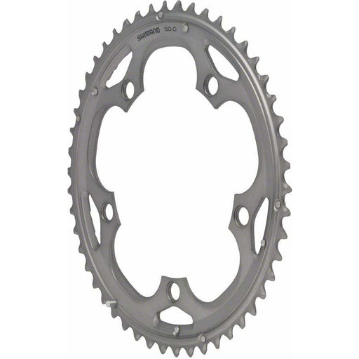 Shimano 105 5703-S 39t 130mm 10-Speed Triple Middle Chainring Silver