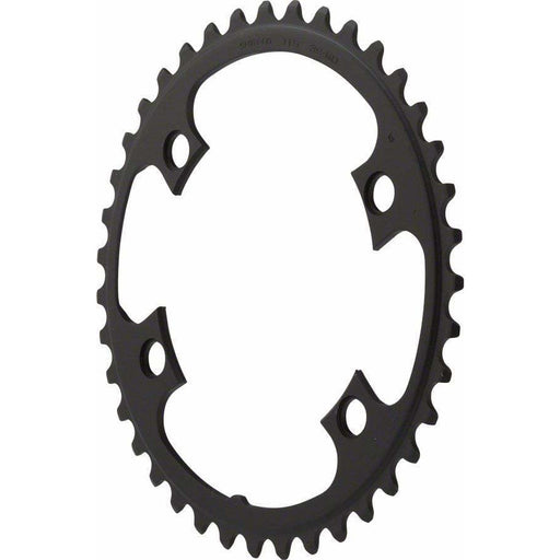 Shimano  105 5800-L 39t 110mm 11-Speed Chainring For 53/39t Black