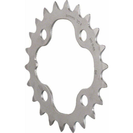 Shimano  Deore M532 22t 64mm 9-Speed Chainring