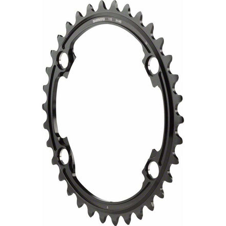 Shimano  Dura-Ace R9100 34t 110mm 11-Speed Chainring for 34/50t