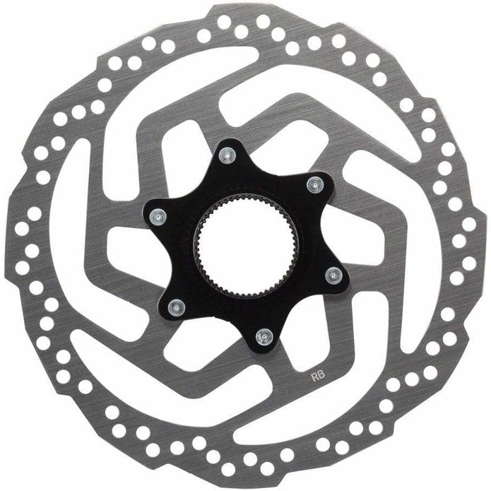 RT10M 180mm Centerlock Disc Brake Rotor, Resin Pad Only