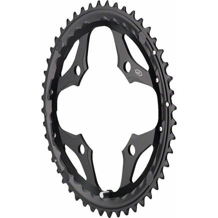 Shimano  SLX M660 44t 104mm 9-Speed Outer Chainring Black