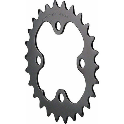 Shimano  SLX M660/5 26t 64mm 9-Speed, LX T671 10-Speed Inner Chainring Black