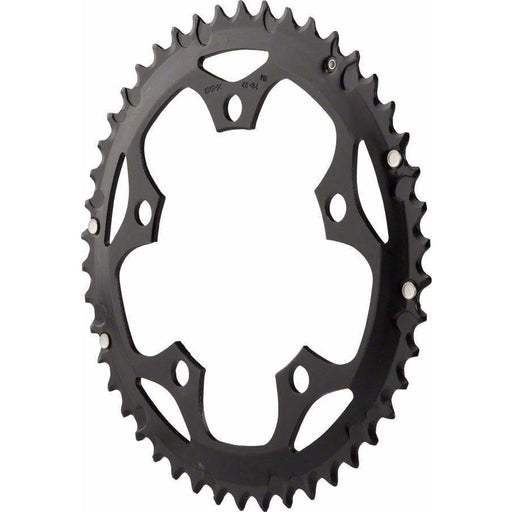 Shimano  Sora 3550 46t 110mm 9-Speed Chainring, Black