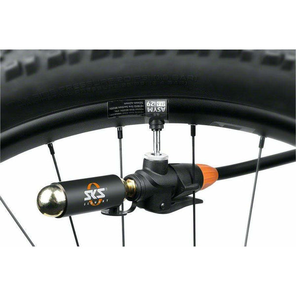 TL-Head Set Tubeless Bike Inflation