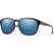 Smith Contour - Black ChromaPop Polarized Blue Mirror