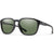 Smith Contour - Matte Black ChromaPop Polarized Grey Green