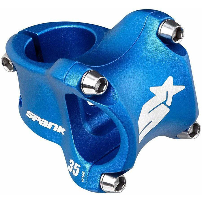 31.8mm White Snap BMX Products Series II Seat Post Clamp