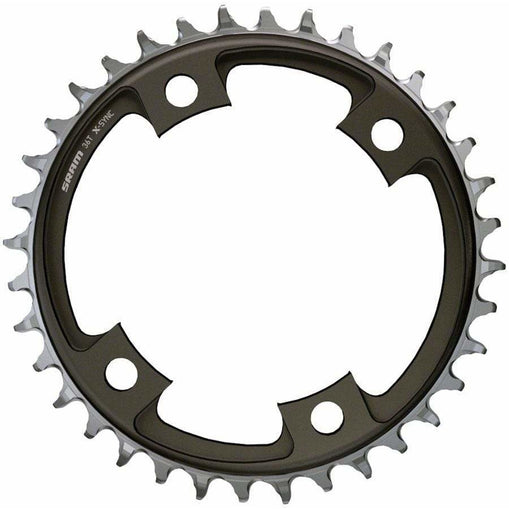 SRAM 107mm BCD x 4-Bolt 1x12-Speed X-Sync Chainring