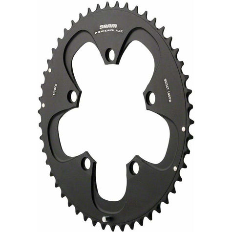 Red/Force 50T 110mm Chainring , Use with 34T