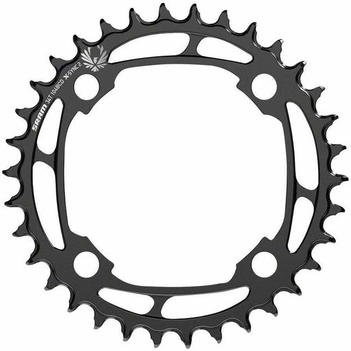 SRAM X-Sync 2 Steel Eagle Chainring - 34T, 104mm Bolt Circle Diameter