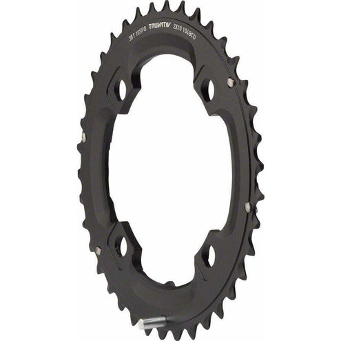 SRAM X0 and X9 38T 104mm BCD 10 Speed GXP Chainring with Long Over-shift Pin, Use with 24T
