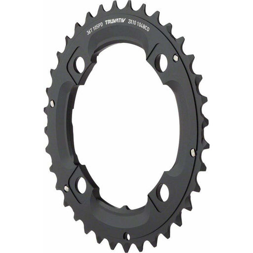SRAM /Truvativ X0 X9 36T 104mm 10-Speed Chainring, Use with 22T