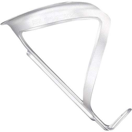 Supacaz Fly Bike Water Bottle Cage Ano: Aluminum, Silver