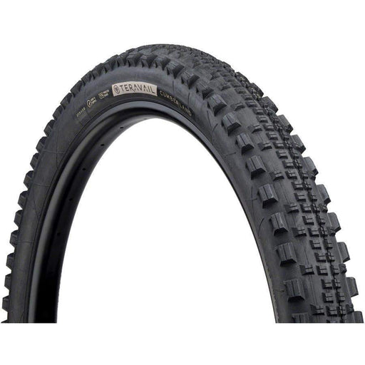 "Cumberland Bike Tire, 27.5+ x 2.8"", Light and Supple, Tubeless- Ready"