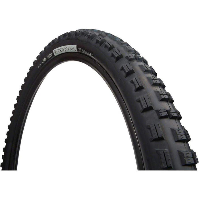 "Teravail Kennebec Bike Tire, 29+ x 2.6"", Light and Supple, Tubeless-Ready"