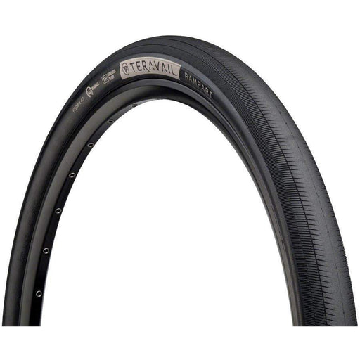 Rampart Bike Tire, 650 x 47, Durable, Tubeless-Ready
