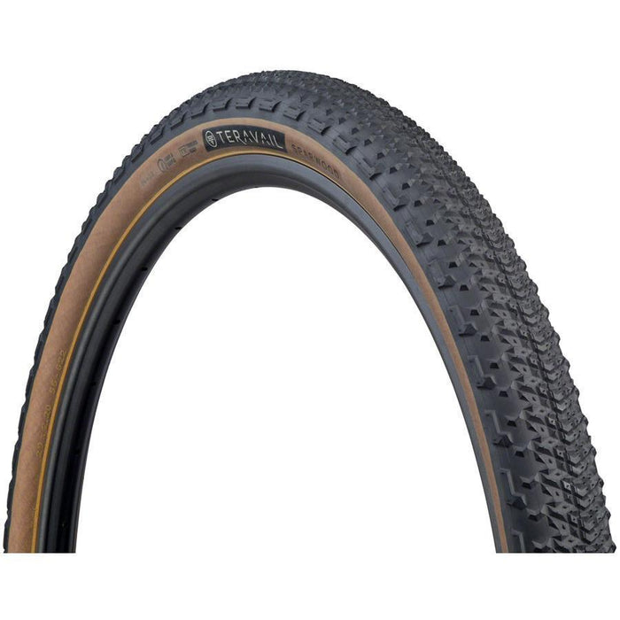 "Teravail Sparwood Bike Tire, 29 x 2.2"", Light and Supple, Tubeless-Ready, Tan"
