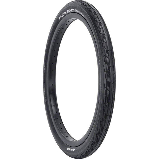 FASTR REACT BLK LBL Bike Tire Folding Bead, Black