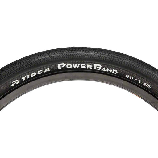 PowerBand Bike Tire: 20x1.85 Wire Bead