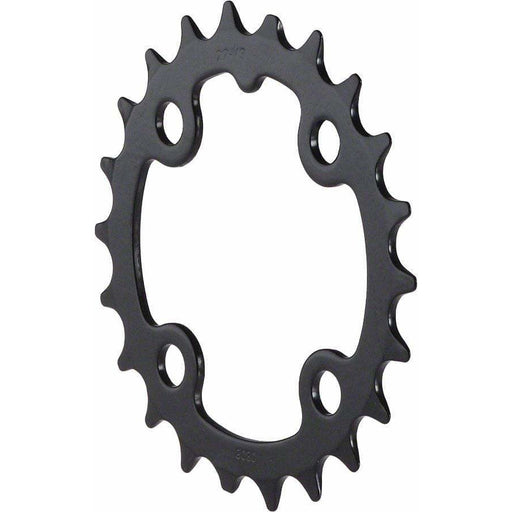 TruVativ Trushift 24T x 64mm Black Chainring Steel