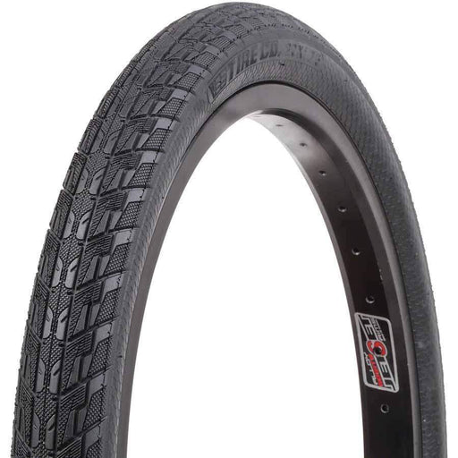 "SpeedBooster BMX Bike Tire: 20"" x 1.60"" Folding Bead"