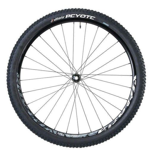 "Peyote Bike Tire: Folding Clincher, TNT - Tubeless Ready, 27.5 x 2.35"", Black/Gray"