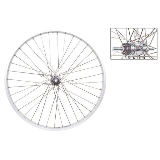 Rear Wheel 26x1.75 Alloy Coaster Brake KT SS